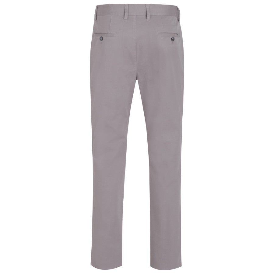 "Ανδρικό Παντελόνι Chino ""Glacier"" North Star-GRAY-42-kmaroussis.gr"