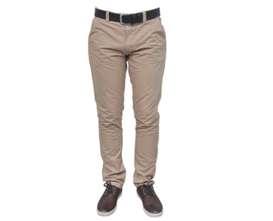 "Ανδρικό Παντελόνι Chino ""Vacation"" Battery-BEIGE-30-kmaroussis.gr"