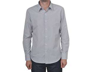 "Ανδρικό Πουκάμισο ""Light and Tight"" Compass-GRAY-XXL-kmaroussis.gr"