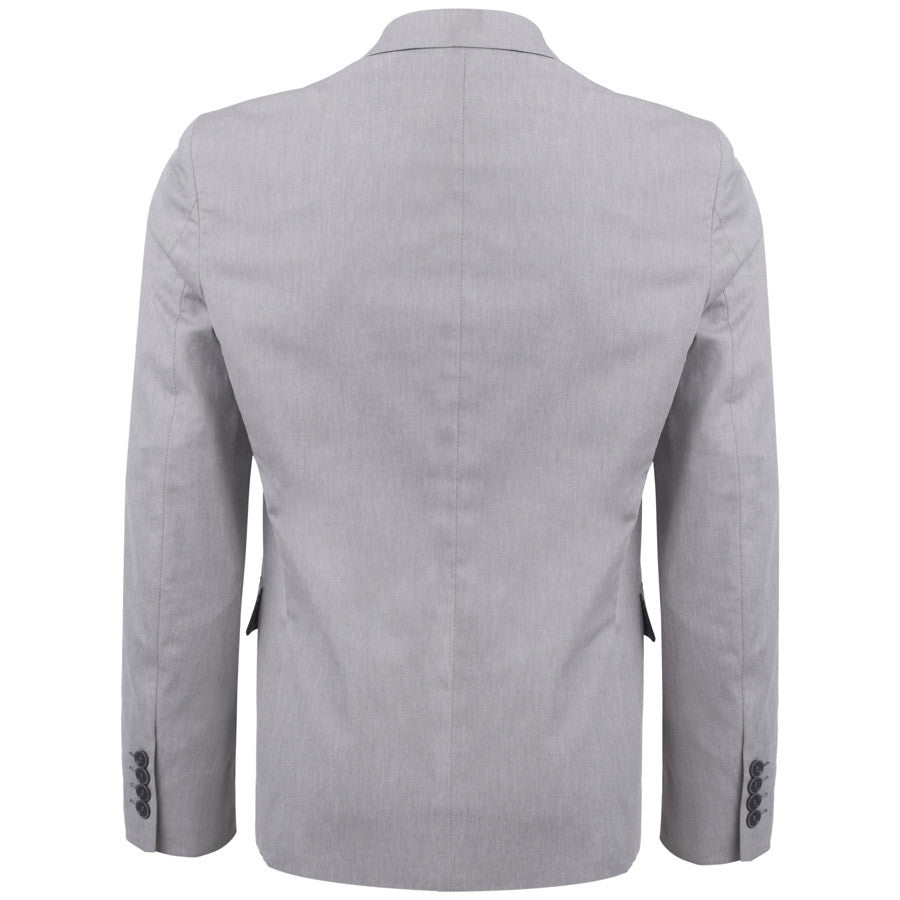 "Ανδρικό Σακάκι ""Never Settle"" Master Tailor-LIGHTGRAY-48-S-kmaroussis.gr"