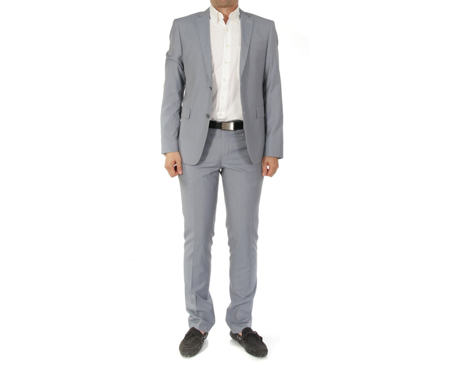"Ανδρικό Κοστούμι ""Freeair"" Slim Fit-LIGHTBLUE-52-46-kmaroussis.gr"