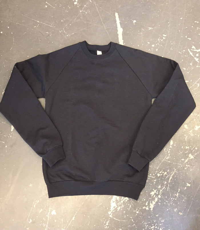 100% organic cotton sweatshirt