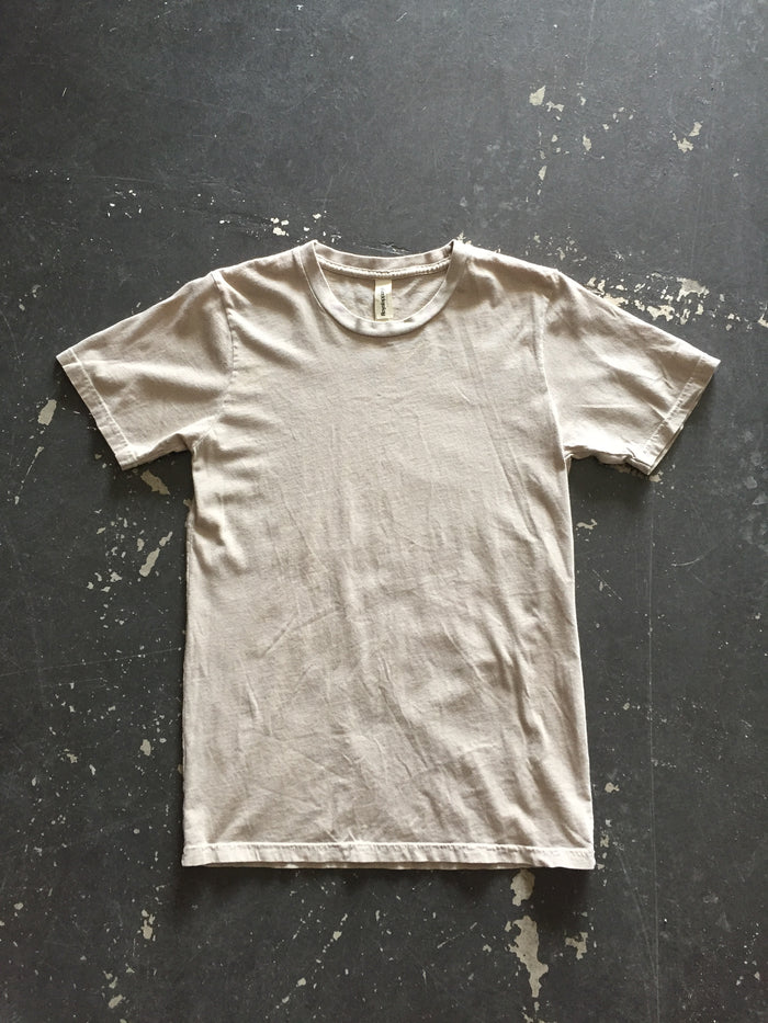 Royal - Pigment Dyed Tee - Khaki