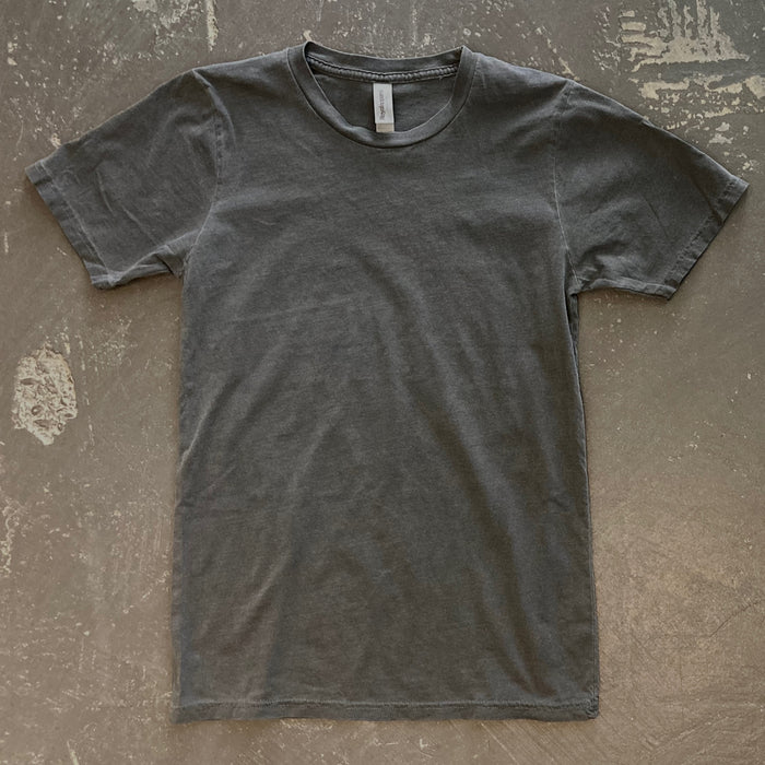 Royal Apparel - Pigment Dyed Tee in Charcoal