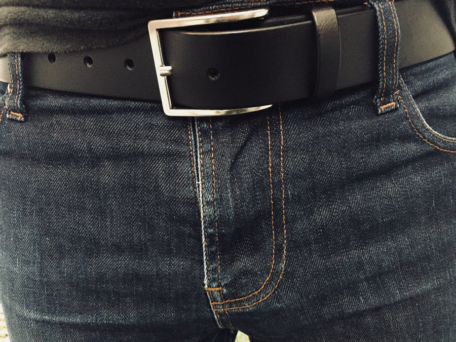 Vegan Belt - Non-leather SLUG belt