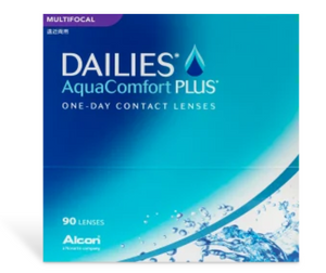 Dailies Aqua Comfort Plus Multifocal 90 Pack