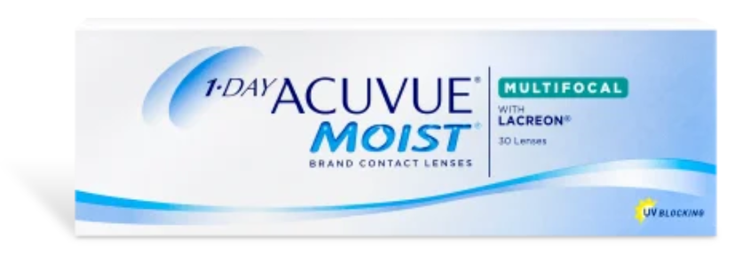 1 Day AV Moist Multifocal 30 Pack