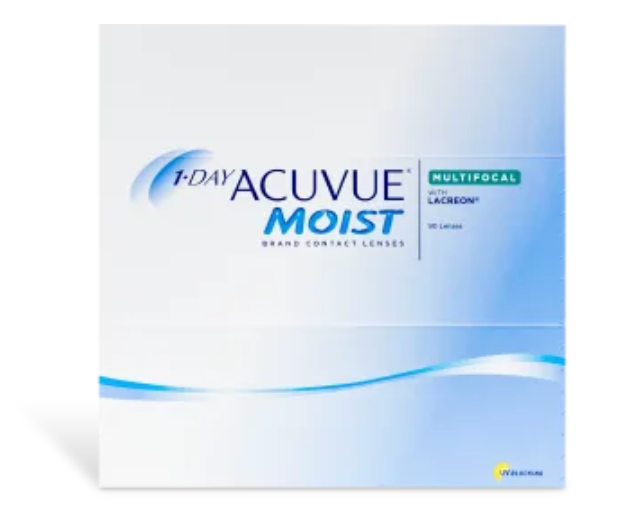 1 Day AV Moist Multifocal 90 Pack