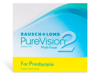 PureVision 2 Multifocal 6 Pack