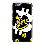 BTC King Phone Case
