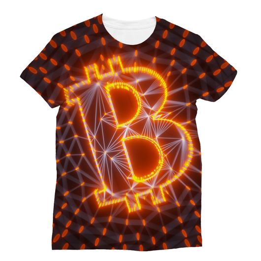EXCLUSIVE: BTC Electro 3D T-Shirt