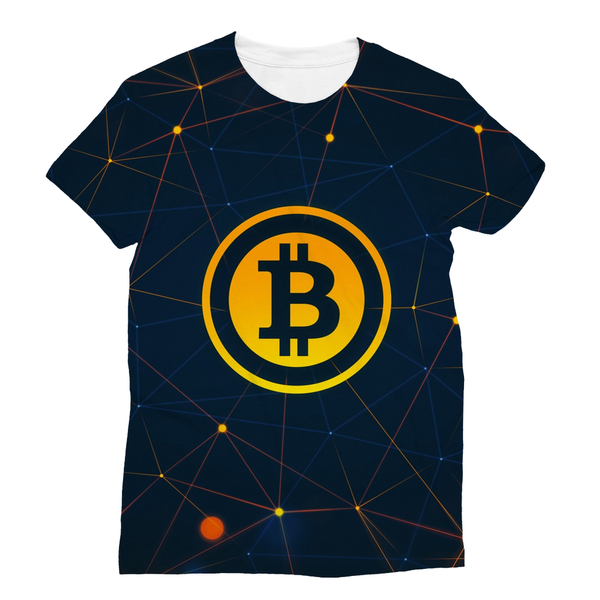EXCLUSIVE: BTC Network 3D Shirt