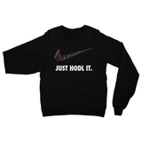 Just HODL It Crew Neck