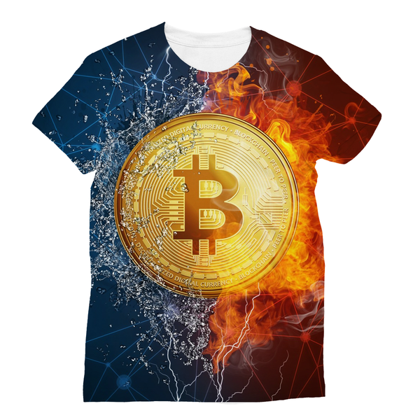 EXCLUSIVE: BTC Fusion 3D T-Shirt