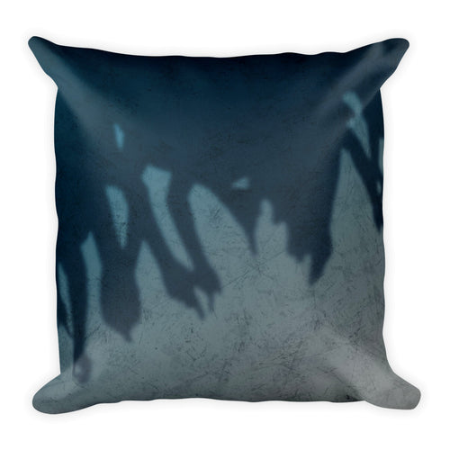 """Zombies"" Square Pillow"