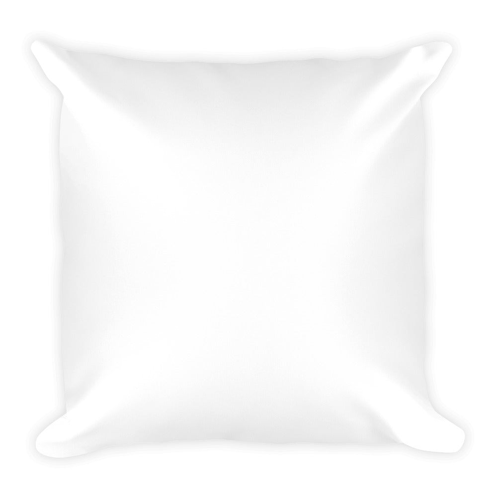 Love Looks Not With the Eyes - Shakespeare Square Pillow