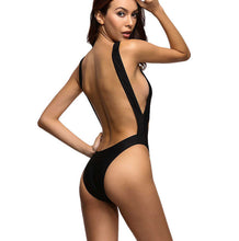 Barely One Piece - This Kini is nearly a Bikini but We'll Count It!