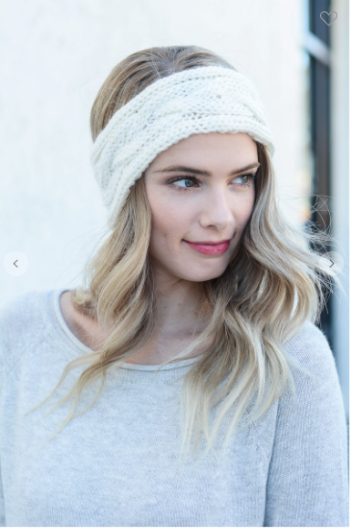 Warmin' You Up Ear Warmers {3 Color Options}