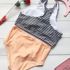 Cool Stripes Bikini