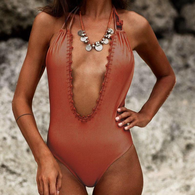 Deep Bahia One Piece