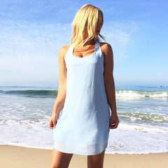 Bow Beach Dress