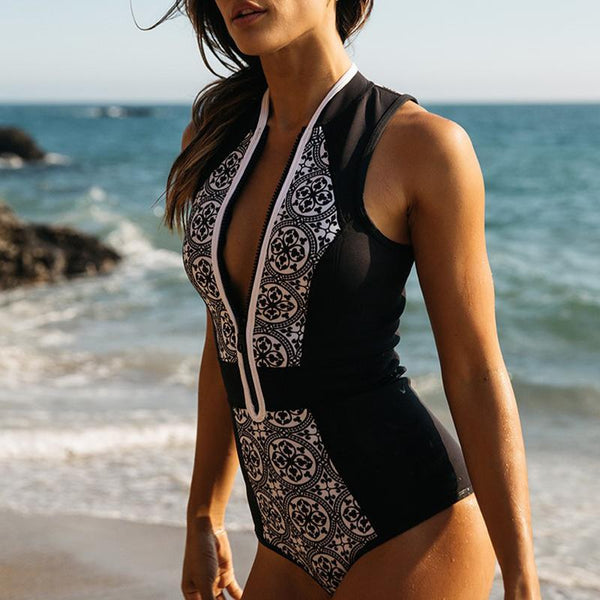 Indian Vibes One Piece