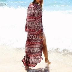 Folk Boho Beach Cover