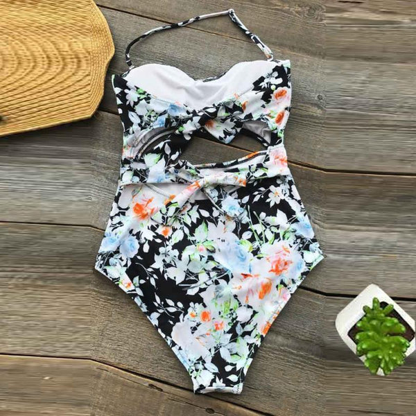 Ava Floral One Piece