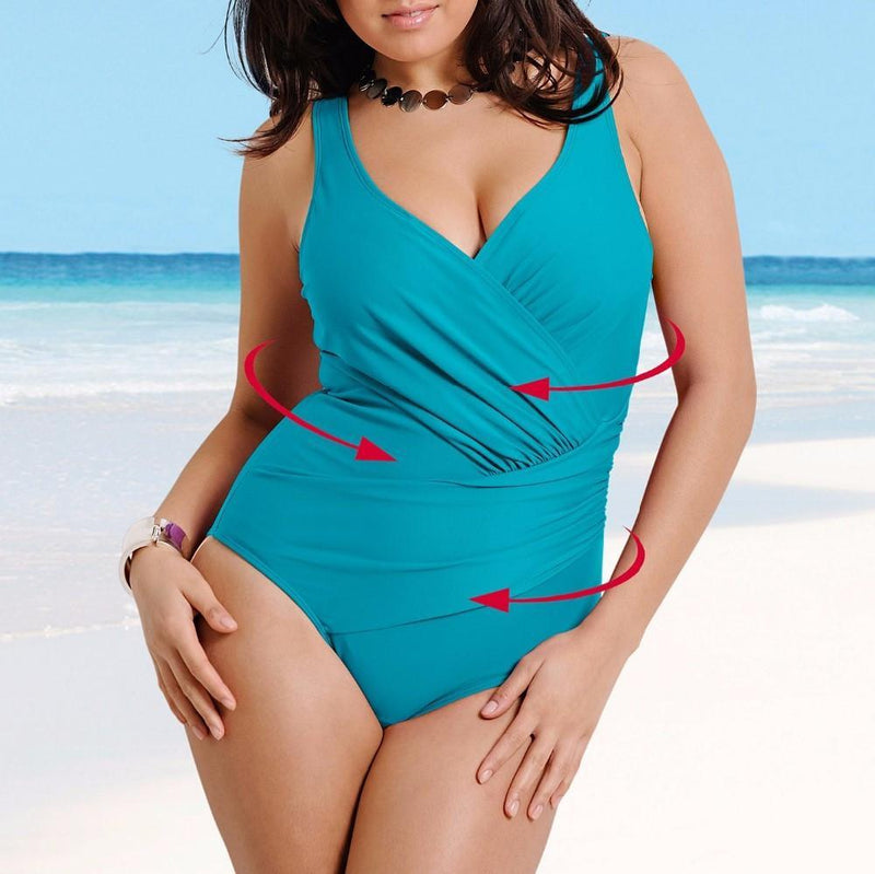 Anne One Piece Plus Size