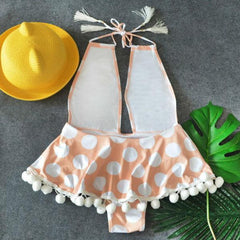 Remi Polka Dots One Piece