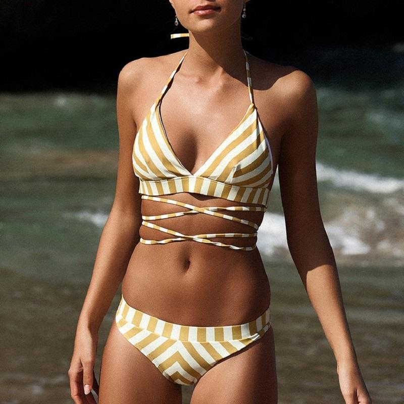 Summer Stripes Bikini