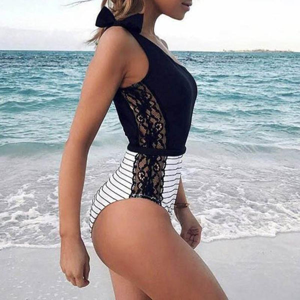 Connie Lace One Piece