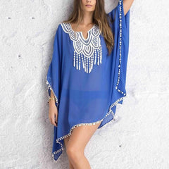 Romantic Beach Tunic Cover