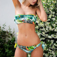 Jungle Flowers Bikini