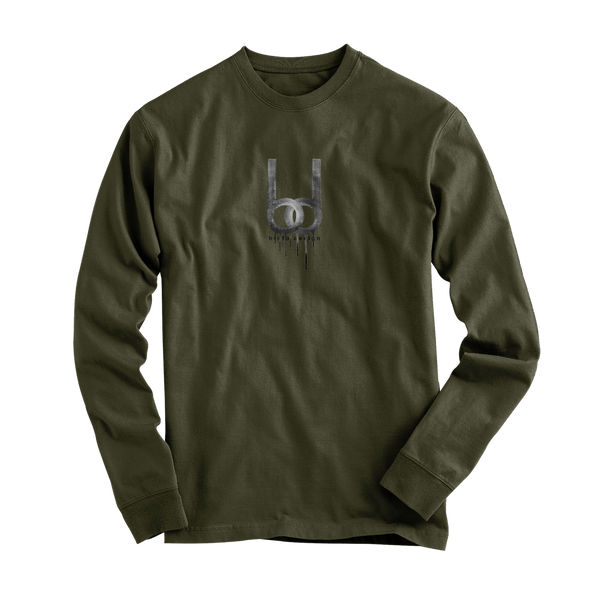High Concept Logo Long Sleeve T