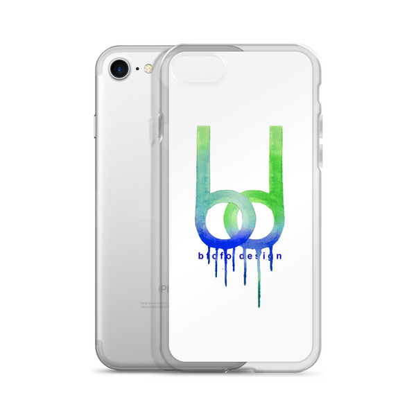 High Concept Logo iPhone Case