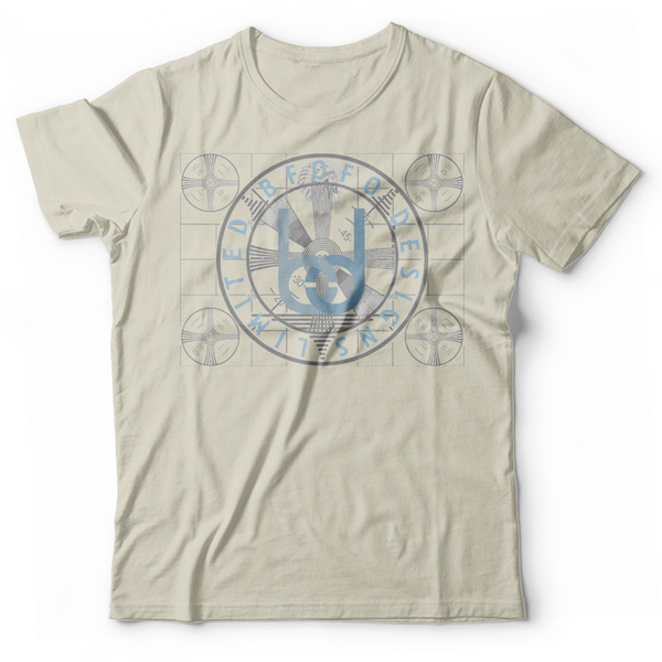 Test Pattern Logo T