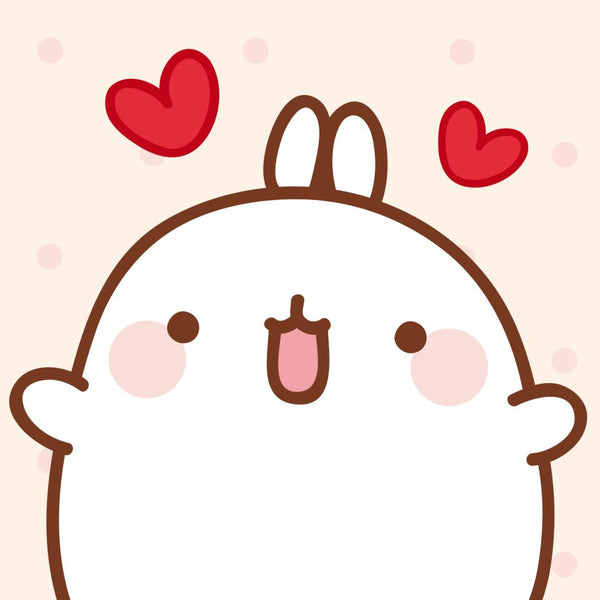 CUTIE OF THE WEEK: Molang