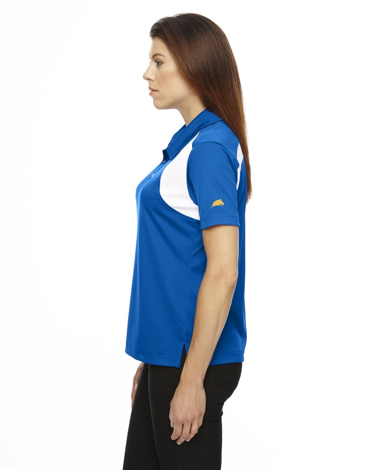 Ladies Colorblock Parelli Polo