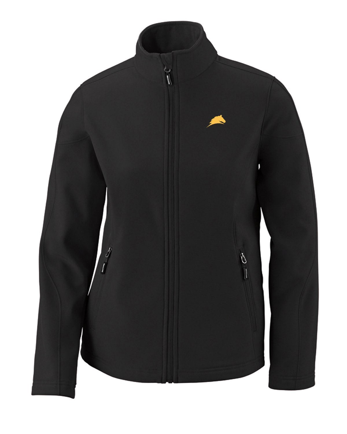 Ladies Fleece Lined Soft Shell Jacket