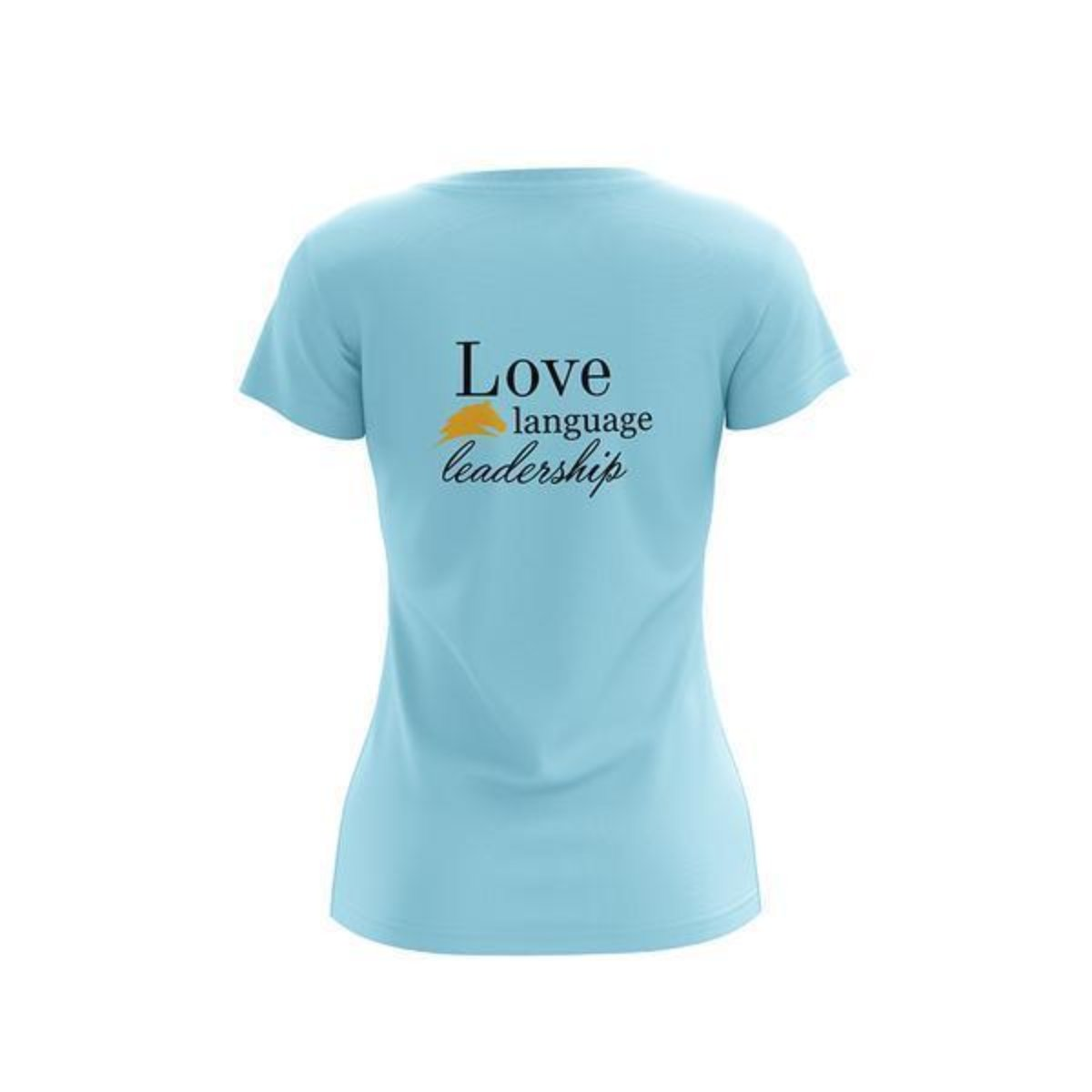 Ladies Love Language Leadership Tee