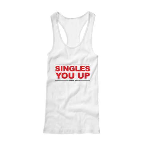 Singles You Up Women's Tank