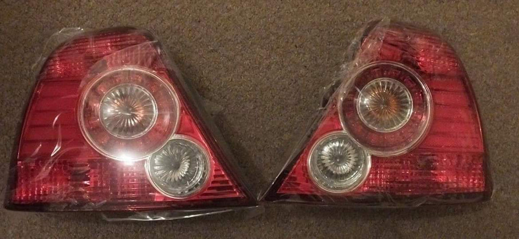 MG7 Updated LED Rear Lights Nanjing ZT Rover 75