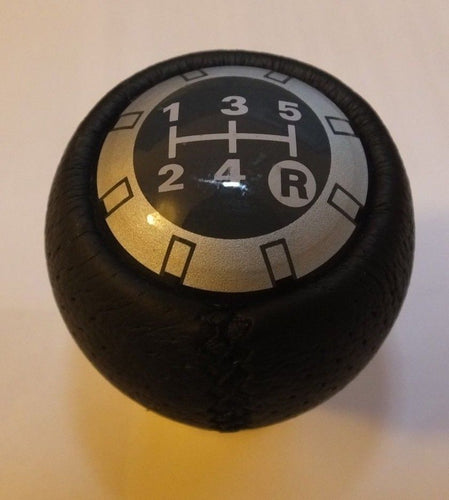 Genuine NEW MK2 ZR ZS ZT Leather Gearknob UKJ000110PMA