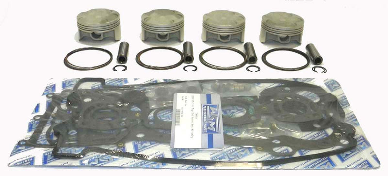 2002-2006 Yamaha FX140 HO Top End Rebuild Kit Std. WSM Performance Parts