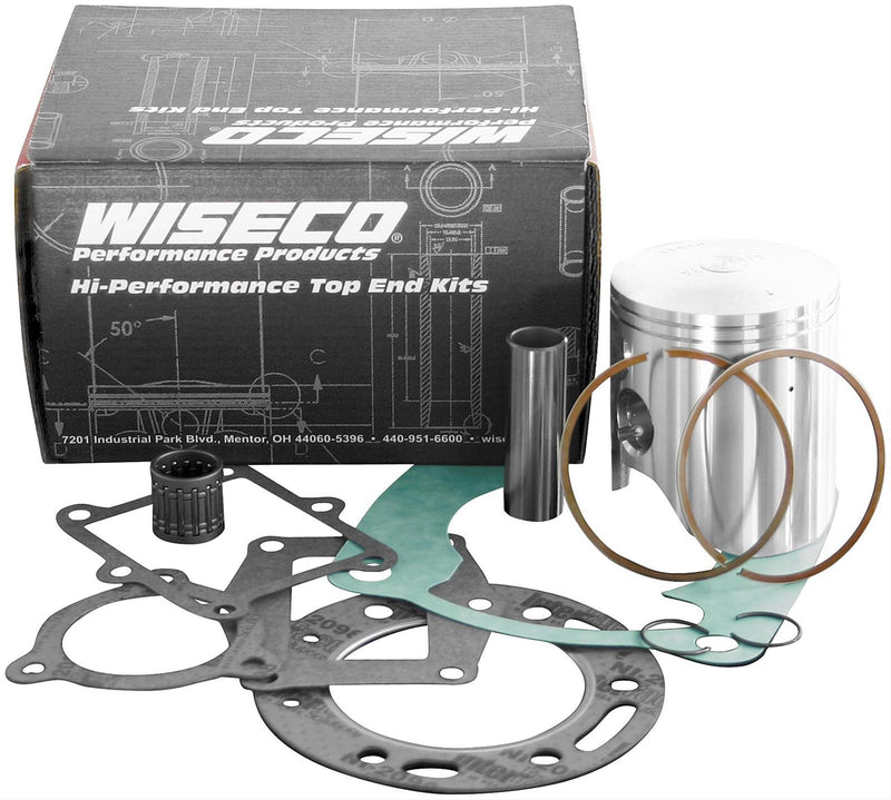 Wiseco 01-02 Honda CR125 Pro-Lite 54.0MM (676M) Piston Part# PK1261
