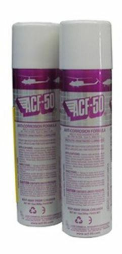2 Pack - Lear Chemical ACF-50 Anti-Corrosion Formula 13 oz Aerosol Spray Can
