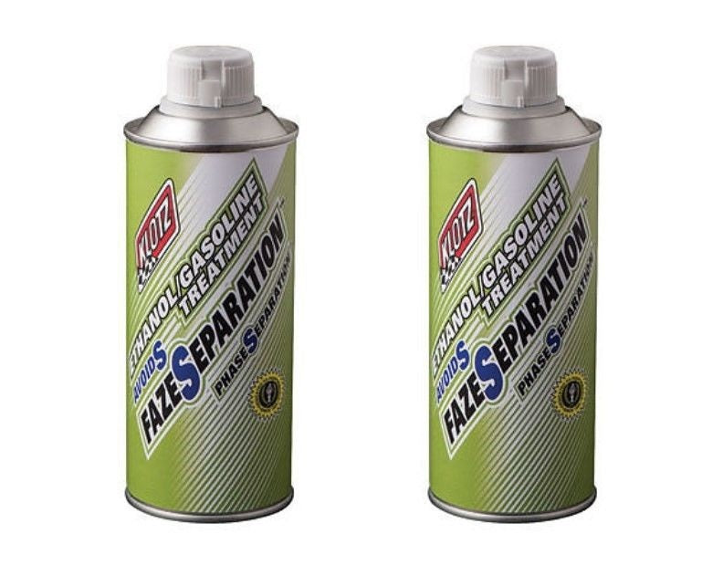 Quantity 2 of Klotz Oil KL-603 Ethanol Gasoline Treatment - 1pt.