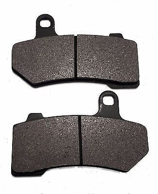 2005-2007 Harley Davidson Street Rod VRSCR Rear Brake Pads ACM409 / FA409 for $13.12 at NE Cycle Shop