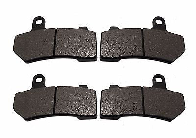 2008-2014 Harley Road Glide FLTR Front Brake Pads ACM409/FA409 for $15.93 at NE Cycle Shop
